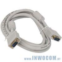 Мониторный кабель SVGA 15m/15m PRO 1,8м