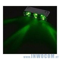 Laser LED With 3 LEDs, Green