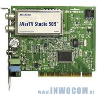 AverMedia 505 Studio TV TV-Tuner