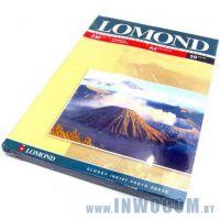Бумага Lomond A4 200 г/м2 односторонняя глянцевая 50л