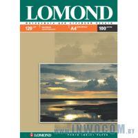 Бумага Lomond A4 120 г/м2 односторонняя матовая 100л