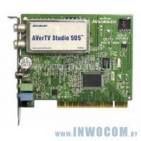 AverMedia 505 TV-Tuner