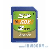 SD Card 2Gb Apacer 60X