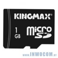 SD-micro Card 1Gb Kingmax+2 адаптера