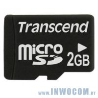SD-micro Card 2Gb Transcend (TS2GUSD)
