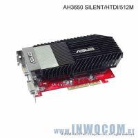 ASUS AH3650 SILENT/HTDI 512MB AGP DVI Retail