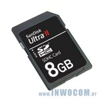 SD Card 8192MB Sandisk  SDHC
