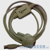 Кабель - адаптер с USB на COM(SERIAL) 1,8m Gembird (UAS111)