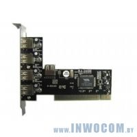 USB 3+1port (PCI) ViA6212