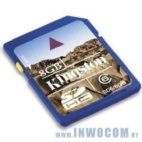 SDHC Card 8Gb Kingmax Class 4