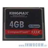CF Card 4096MB Kingmax 133x