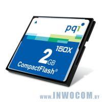 CF Card 8192MB PQI 150x