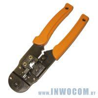 DL-608 Инструмент обжимной RJ-45, 8p8c