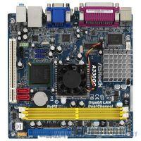 Asrock A330GC (i945GС+ICH7 + CPU Atom™ 330) Mini-ITX RTL