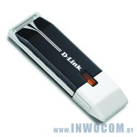 D-Link DWA-140 (up to 300Mbps) , USB