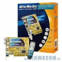 AverMedia TV 709 Studio RDS