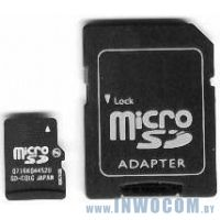 SD-micro Card 4096mb A-Data Class 6
