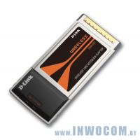 D-Link DWA-620 CardBus