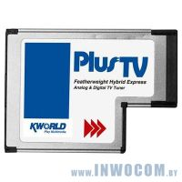 K-World Express Card Hybrid TV (KW-DVBT-EC100), пульт ДУ