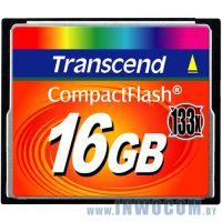 CF Card 16Gb Transcend 133x (TS16GCF133)