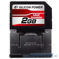 MMC-mobile 2Gb Silicon Power