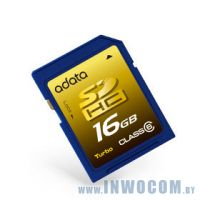 SDHC Card 16Gb A-Data class 6