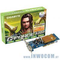 Gigabyte GV-N62256DP2-RH 256Mb 64bit AGP (Ret)