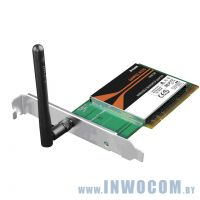 D-Link DWA-525 (up to 150Mbps) , PCI
