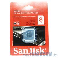 Memory Stick Micro (M2) Sandisk 8Gb