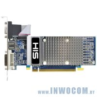 HIS HD4350 512Mb DDR3 64bit AGP (Ret)