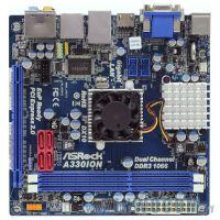 Asrock A330ION (NVIDIA® MCP7A-ION + CPU Atom™ 330) Mini-ITX RTL
