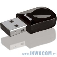 D-Link DWA-131 (up to 300Mbps) , USB