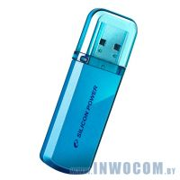 4Gb Silicon Power Helios 101 Blue (SP004GBUF2101V1B)