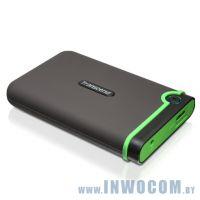 2.5 500Gb Transcend TS500GSJ25M3 Black USB 3.0