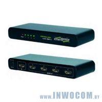 EnerGenie HDMI 1комп. - 4монитора (DSP-HDMI-41)