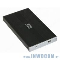 Внеш.корпус д/SATA 2,5 Agestar SUB2S black USB2.0
