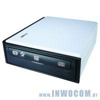 LiteON eHAU324-06 External, USB2.0, Black RTL