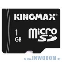 SD-micro Card 1Gb Kingmax+ адаптер