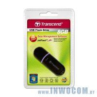 8Gb Transcend JetFlash 300 Black TS8GJF300 Retail
