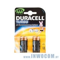 Duracell LR03-4BL Turbo AAA (4шт)