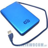 2.5 500Gb 3Q 3QHDD-C255-PL500 Blue