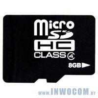 SDHC-micro Card 8Gb Take-MS MS8192TFL-HC4R