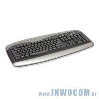 Intex IT-813 Multimedia Bravo Black-Silver (PS/2)