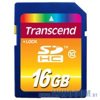 SDHC Card 16Gb Transcend Class 10