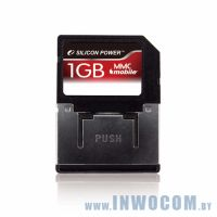 MMC-mobile 1Gb Silicon Power
