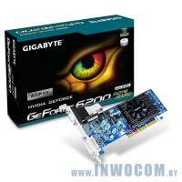 Gigabyte GV-N62-512L 512Mb 64bit AGP (Ret)