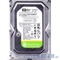 500GB Western Digital WD5000AVDS (5400rpm, SATA-300, 32Mb)