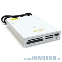 Flash-Card Reader Acorp CRIP200 White