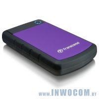 2.5 500Gb Transcend TS500GSJ25H3P USB 3.0