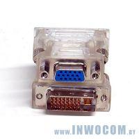 Переходник DVI-VGA (D-SUB)
